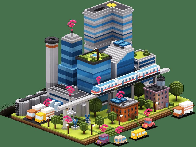 Smart City Kuzzle