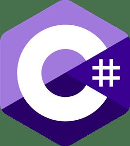 c sharp logo