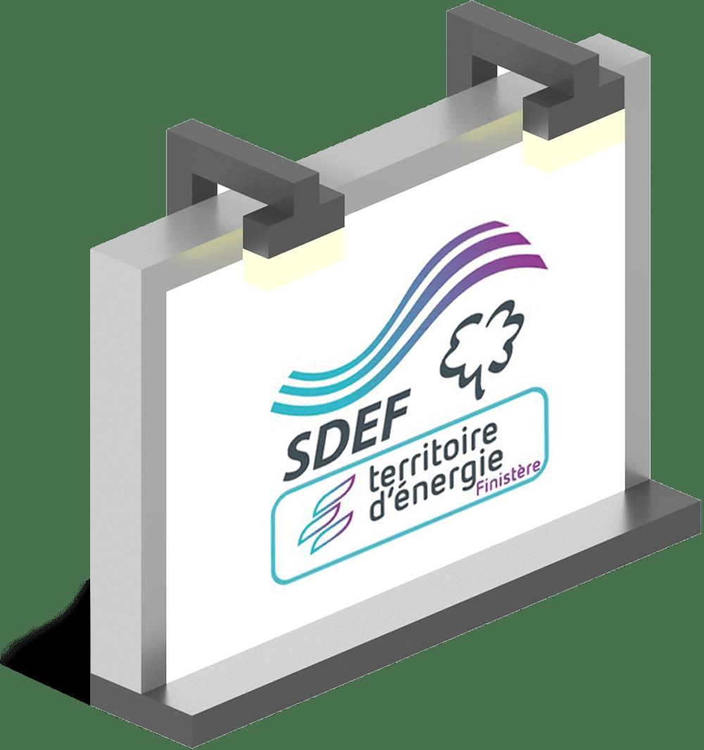 Logo Sdef