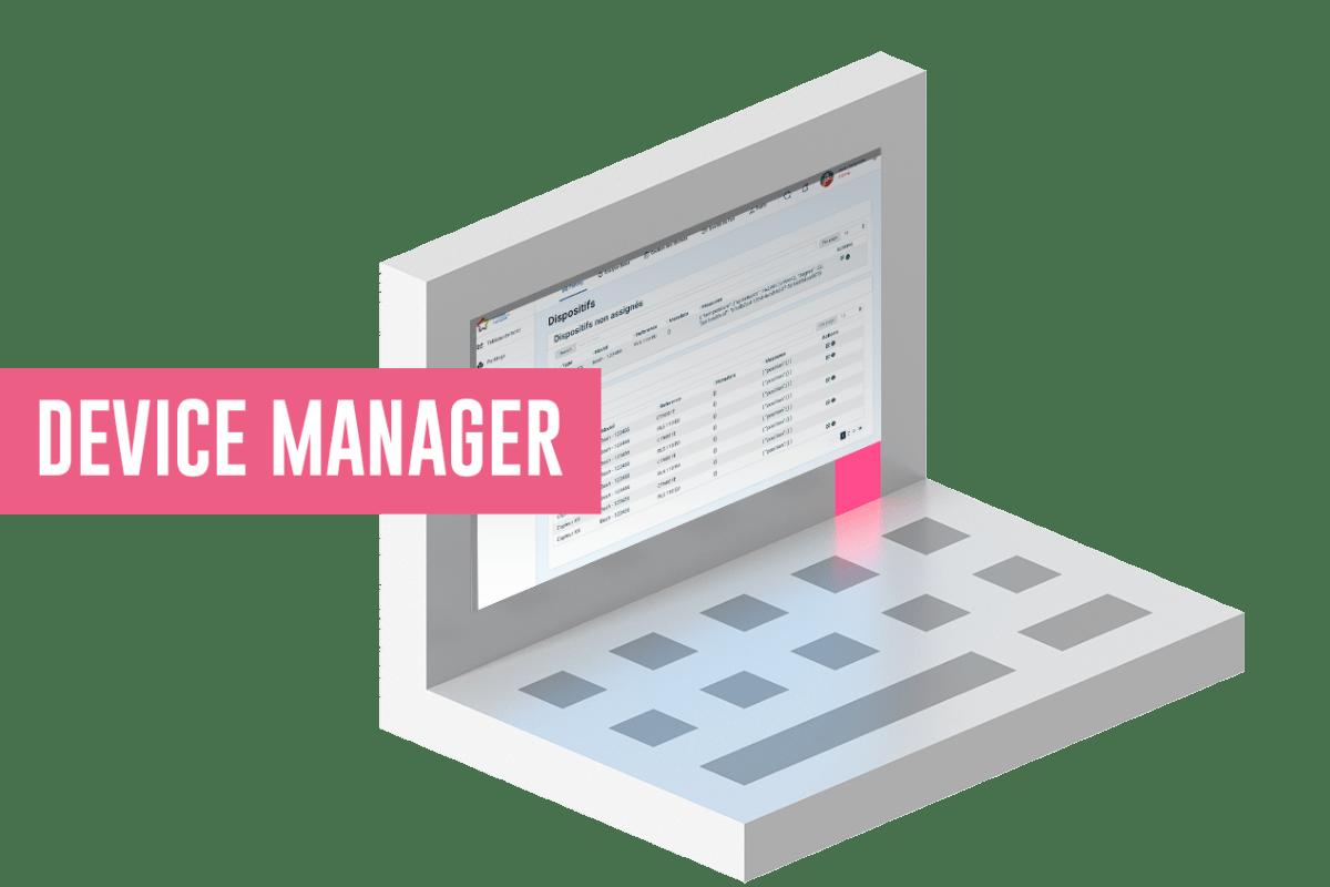 Kuzzle IoT - Device manager