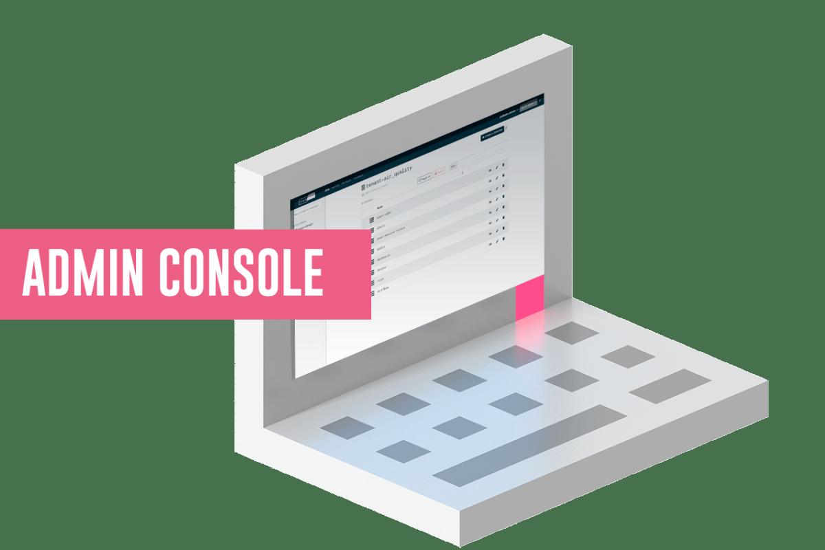 Kuzzle IoT - Admin console